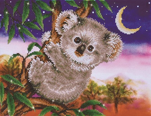 Diamond Dotz Koala Snack