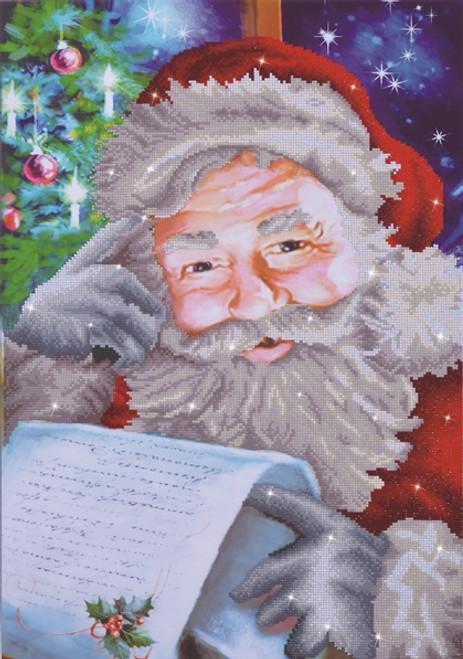 Diamond Dotz Santa's Wish List