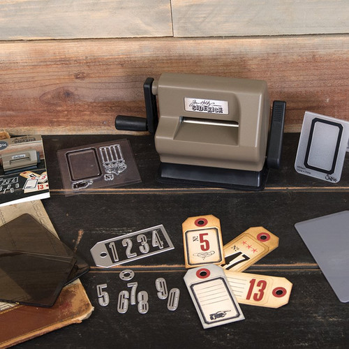 Sizzix Tim Holtz Alterations Sidekick Starter Kit