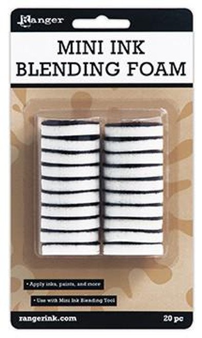 "Ranger Ink Blending Tool 1"" Replacement Foam (round)"