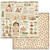Stamperia Classic Christmas Paper Pack 8 x 8