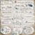 """Stamperia Romantic Sea Dream 12"""" x 12"""" Paper Collection"""