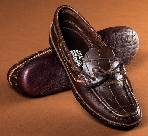 9b600722 Russell Moccasin Hand Made Custom Boots and Custom Shoes Made in the USA