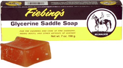 Fiebing's Glycerine Saddle Soap