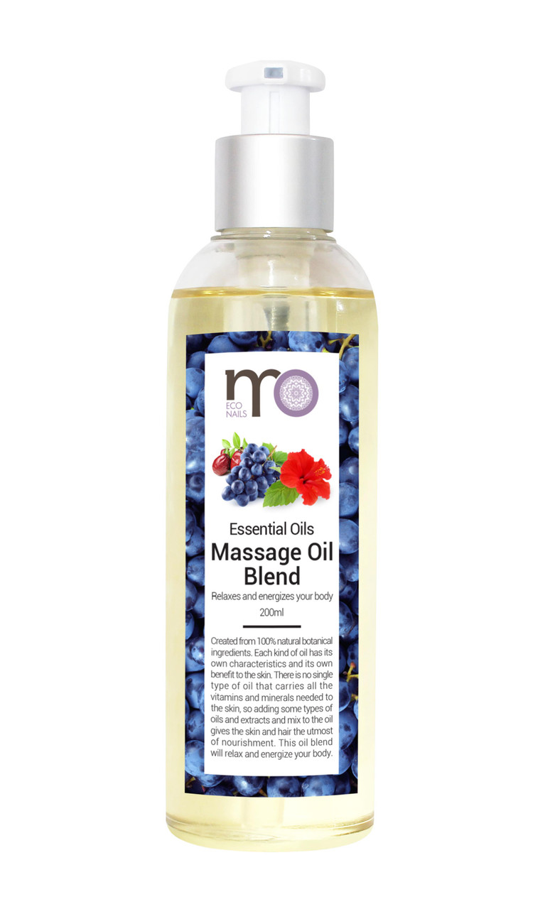 Massage Oil Blend 200ml
