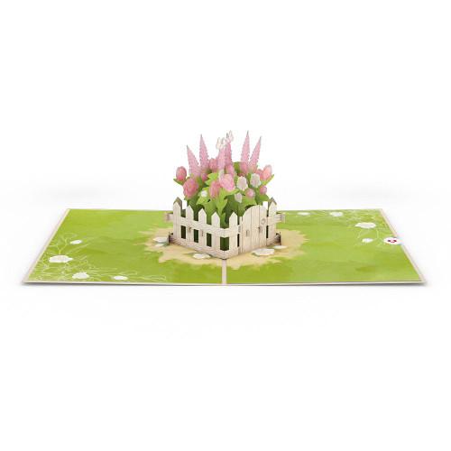 Lovepop Wildflower Garden Card
