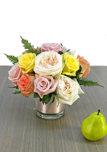 Assorted Spring Roses