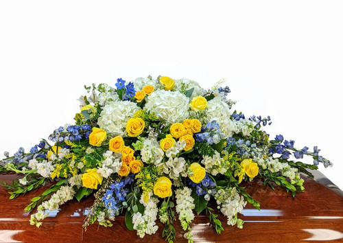Blue & Gold Memorial Package