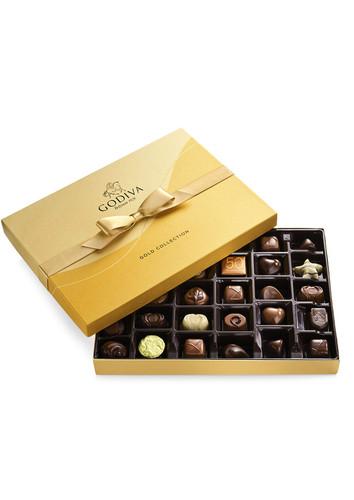 Godiva 36pc Gold Box Chocolates