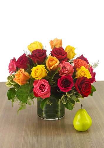 Summer Assorted Roses