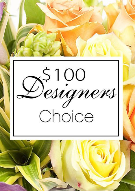 $100 Designer's Choice
