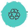 produits conçus avec des emballages recyclables