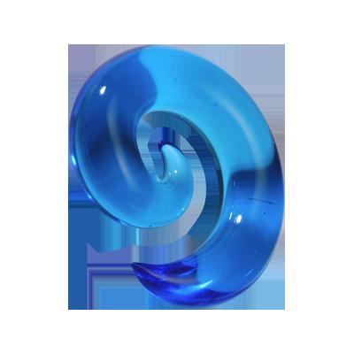 Ocean Glass Spiral