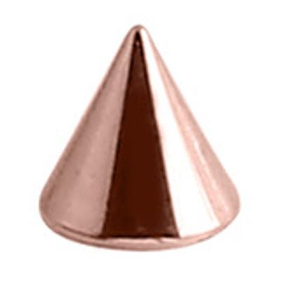 Rose Gold piercing spike