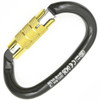 Kong Ovalone DNA Carbon Steel Twistlock CE EN 362/B