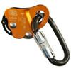 Kong Back-up Locking Device with Ovalone Carbon Auto Block ANSI w/Lanyard