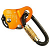 Kong Back-up Locking Device w/Ovalone Carbon Twist Lock ANSI w/Lanyard Black