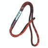 """PMI® Sewn Prusik Loop 8mm x 16"""" Red"""