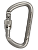 Rock Exotica C2S_S rockD Stainless Screw Lock carabiner
