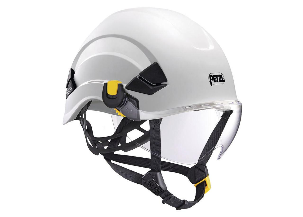 Petzl A15AS VIZIR SHADOW Tinted Eye Shield for VERTEX and ALVEO Helmets