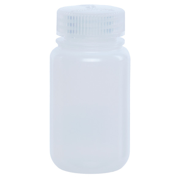Nalgene Poly Wide Moutn Round Bottle BPA Free 4 oz