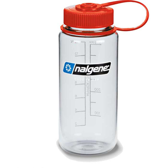 Nalgene Tritan 16oz Wide Mouth Bottle