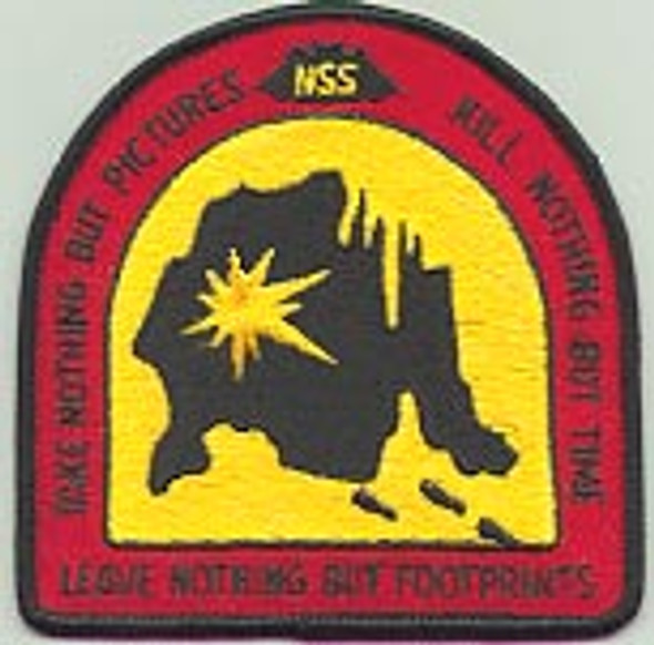 NSS Conservation Embroidered Patch
