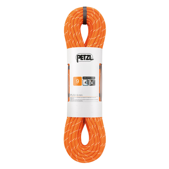 Petzl R40A Push Semi-Static Rope
