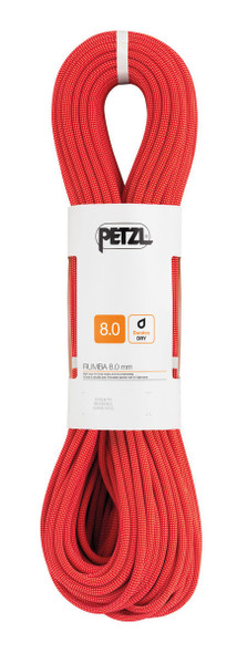 Petzl R21B Rumba 8mm Dry Half Rope