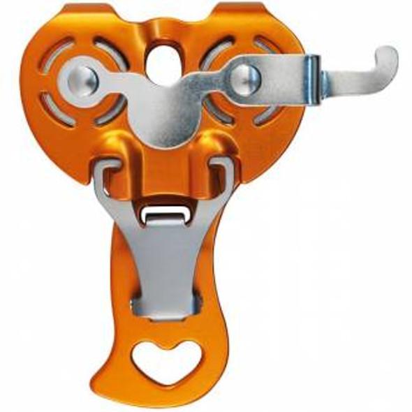Kong Zip EVO Pulley (Ball Bearing) with Hook