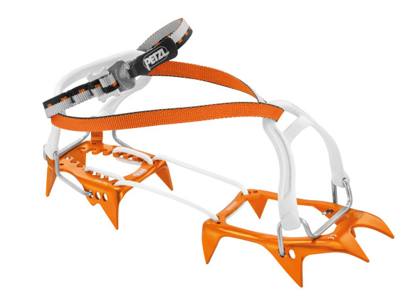 Petzl T01A FL Leopard 10-point Crampon FlexLock