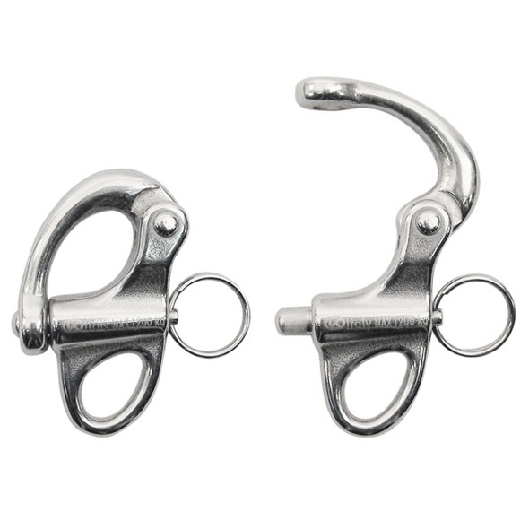 Kong Quick Release 520 Fixed Eye Stainless Steel Size 1