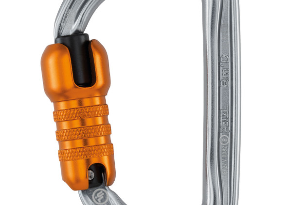 Petzl BM'D Triact-Lock U Carabiner ANSI (black)