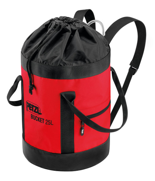 Petzl Bucket 25 liter red