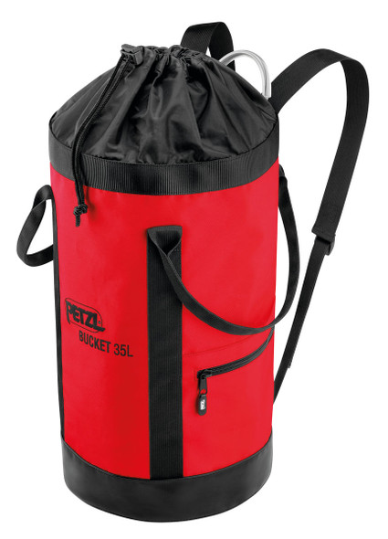 Petzl Bucket 35 liter red