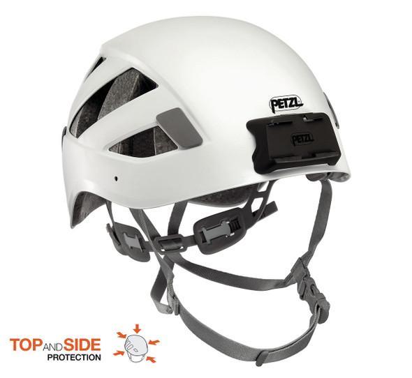 Petzl Boreo Caving Helmet white