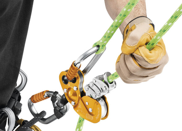 Petzl D022BA00 ZigZag Plus Descender