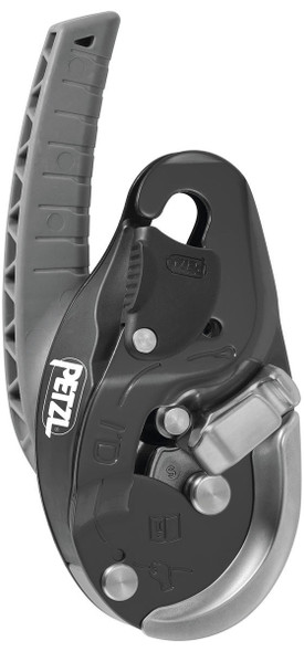 Petzl D020CA01 I'D Evac Descender Black
