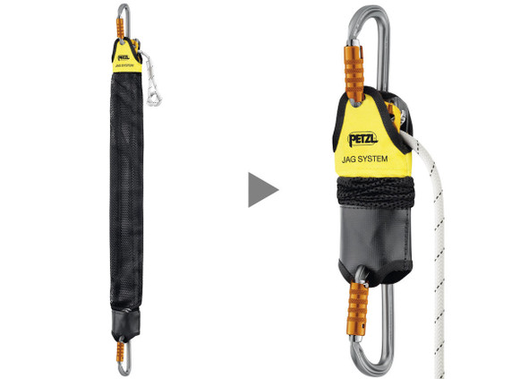 Petzl Jag Rescue Kit 30 meter