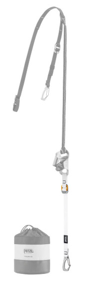 Petzl D022GA00 Knee Ascent Clip Lower Assembly