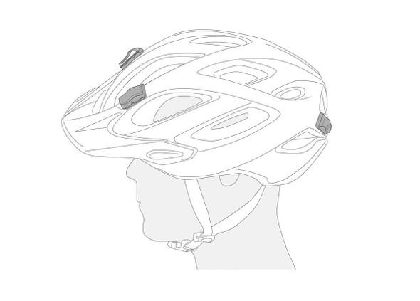Petzl Uni Adapt Headlamp clips
