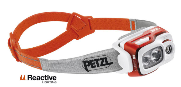 Petzl Swift RL Headlamp (New 2019)
