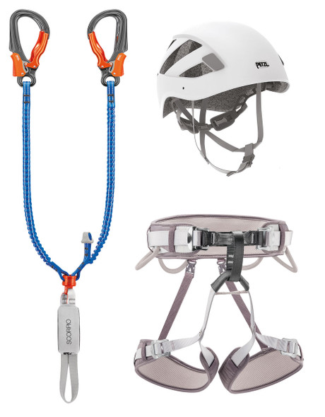 Petzl Via Ferrata Eashook Kit