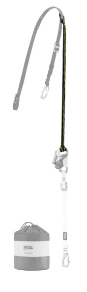 Petzl D022HA00 Knee Ascent Bungee