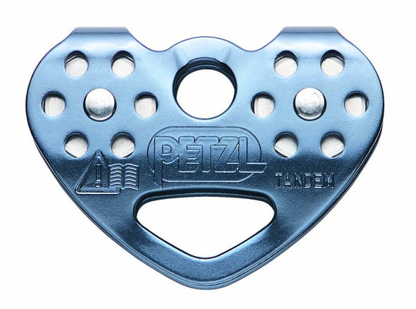 Petzl P21 SPE Tandem Speed Pulley