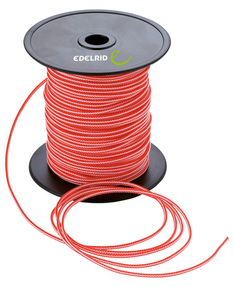 Edelrid Throw Line 2.2mm 60m Red/White