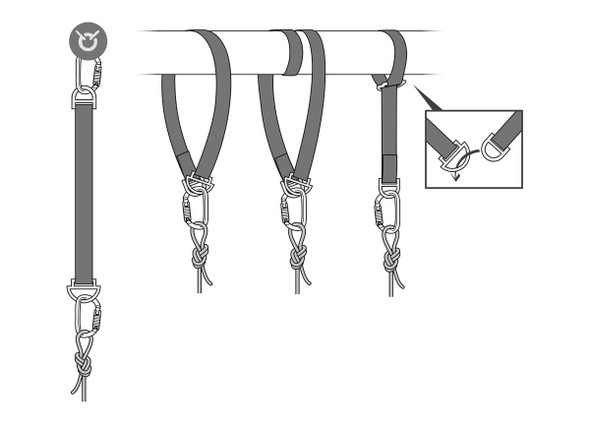Petzl G010AA Connexion Fix Anchor