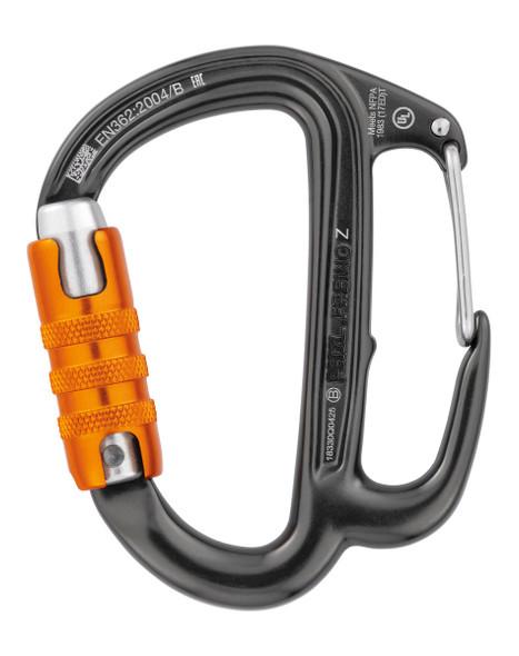 Petzl M042BA00 Freino Z Triact Lock Carabiner