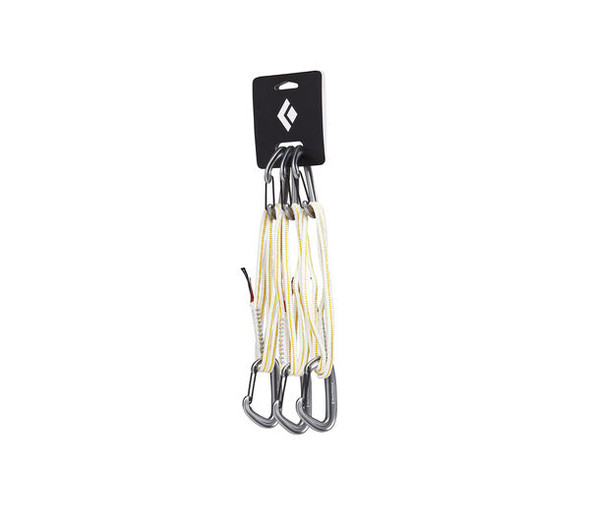 Black Diamond Miniwire Alpine Quickdraw (3 pack)