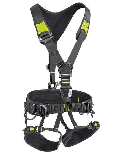 Edelrid Core Plus Triple Lock, Night/Oasis, S-XL